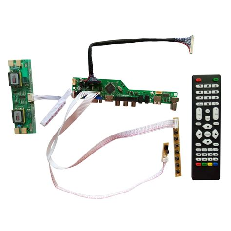 Controller Board Driver kit for LCD Panel B156XW04 V.5 TV+HDMI+VGA+USB