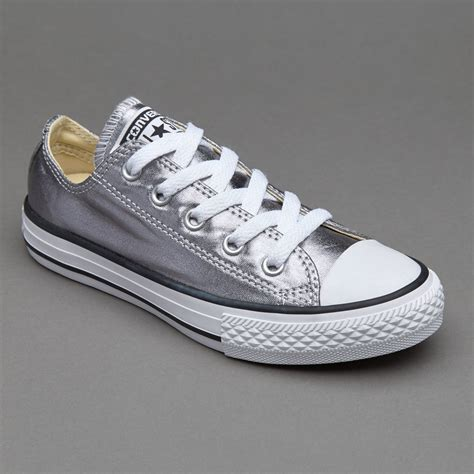 Converse All Star Metallic Sneakers