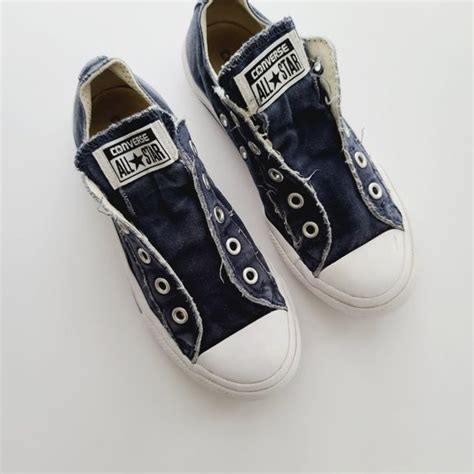Converse All Star No Lace Sneakers