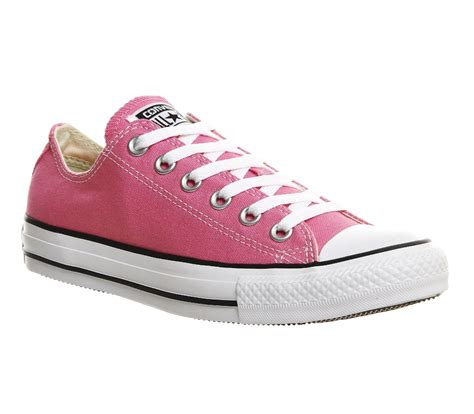 Converse All Star Sneaker Pink