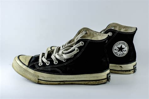 Converse All Star Sneakers History