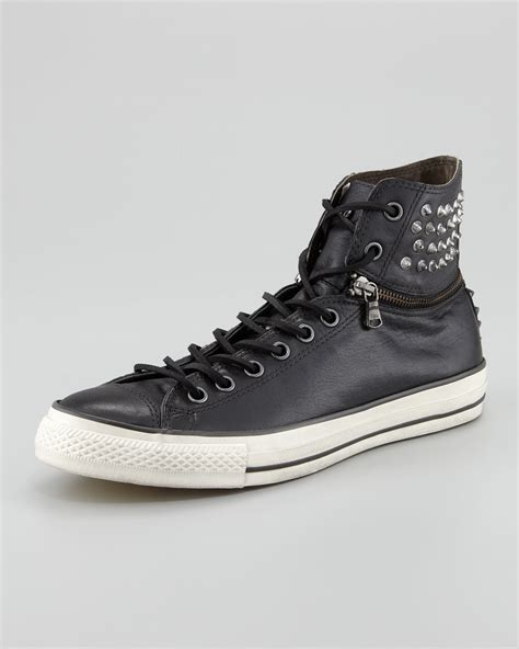 Converse All Star Sneakers On Sale Leather Black