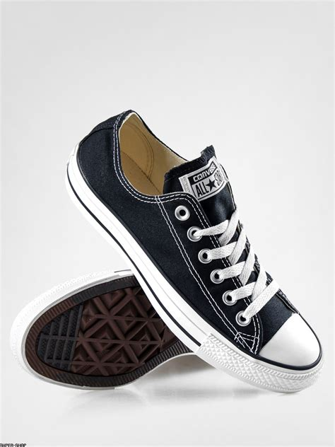 Converse Black Chuck Taylor All Star Low Sneaker