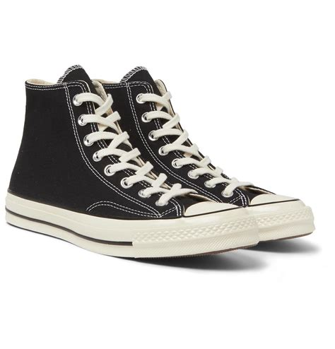 Converse Black Sneakers Sale
