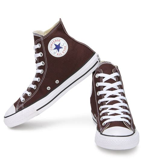Converse Brown Sneakers