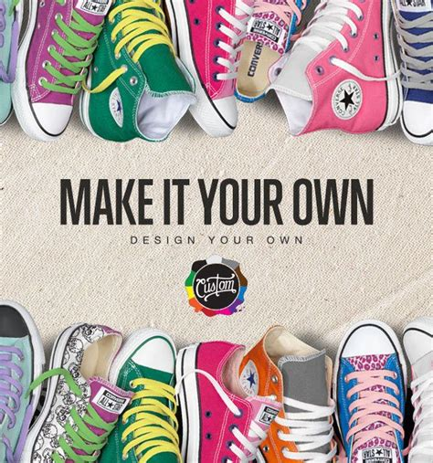 Converse Build Your Own Sneaker