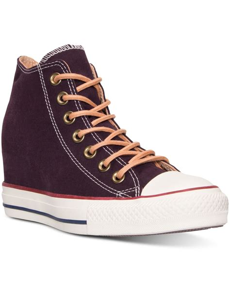 Converse Canvas Knit Casual Sneakers