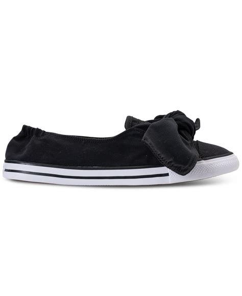 Converse Canvas Knot Casual Sneakers