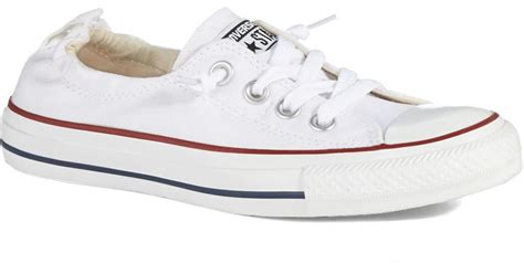 Converse Canvas Lace Up Sneakers