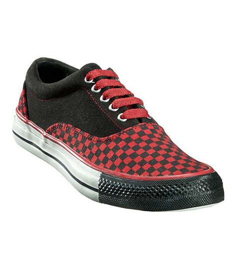 Converse Checkered Sneakers