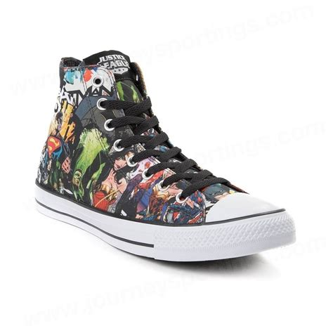 Converse Chick Taylor All Star Hi Justice Leauge Sneakers