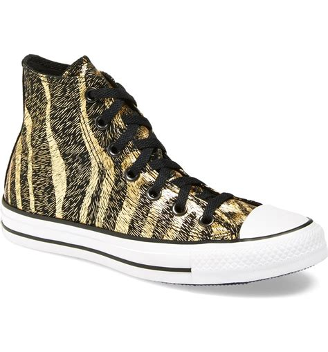 Converse Chuck Taylor All Star Animal Print Sneaker