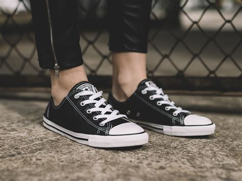 Converse Chuck Taylor All Star Dainty Sneaker Womens
