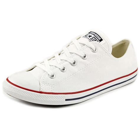 Converse Chuck Taylor All Star Dainty White Oxford Sneaker