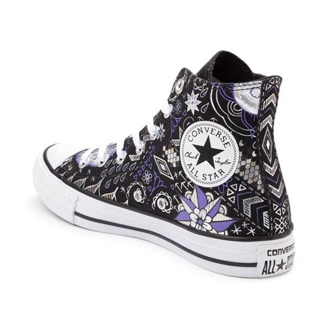 Converse Chuck Taylor All Star Hi Butterfly Tattoo Sneaker
