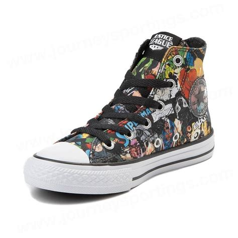Converse Chuck Taylor All Star Hi Justice League Sneakers