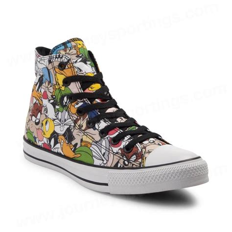 Converse Chuck Taylor All Star Hi Looney Tunes Sneaker