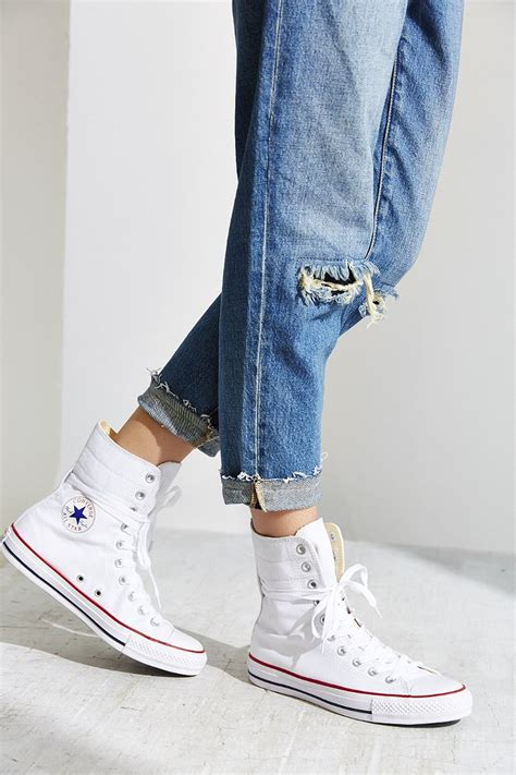 Converse Chuck Taylor All Star Hi Rise Sneaker White