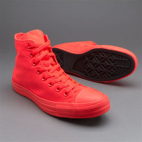 Converse Chuck Taylor All Star Lo Mono Sneaker Red Monochrome