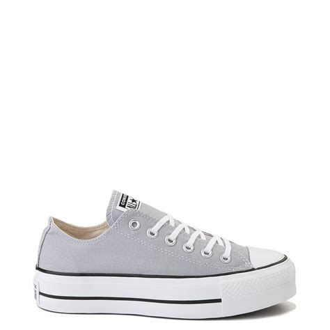 Converse Chuck Taylor All Star Lo Sneaker Heather Gray