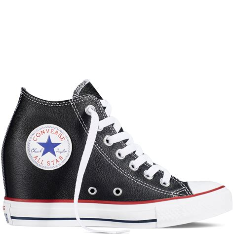 Converse Chuck Taylor All Star Lux Mid Wedge Sneaker