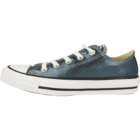Converse Chuck Taylor All Star Metallic Toe Low Sneaker