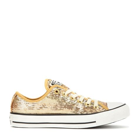 Converse Chuck Taylor All Star Sequin Womens Sneakers