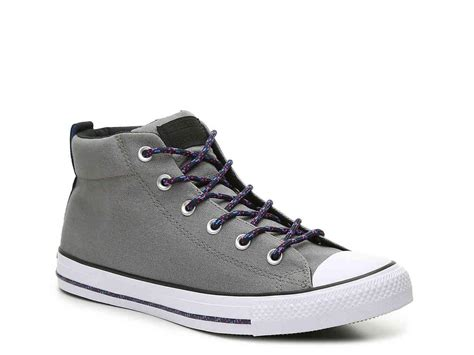 Converse Chuck Taylor All Star Street Mid Top Sneaker Mens