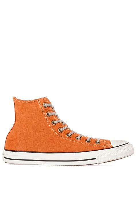 Converse Chuck Taylor All Star Washed Canvas Sneaker