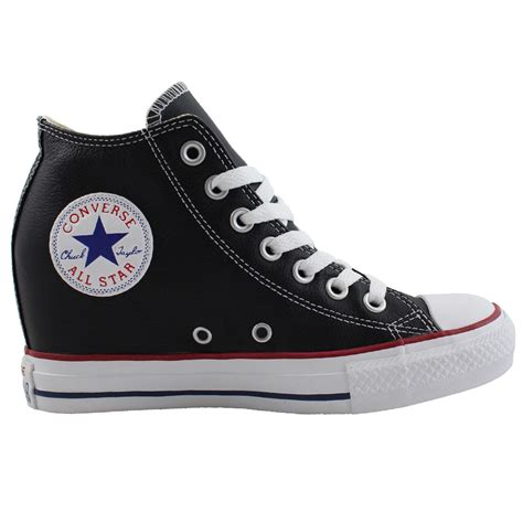 Converse Chuck Taylor Lo Lux Leather Sneakers
