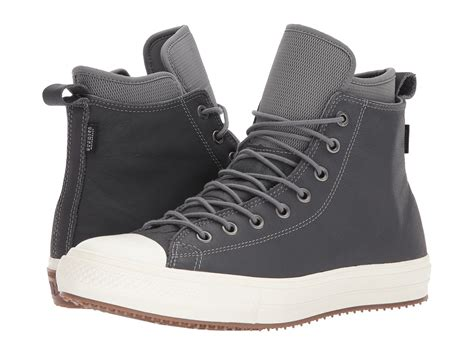 Converse Chuck Taylor Waterproof Nubuck Leather Sneakers