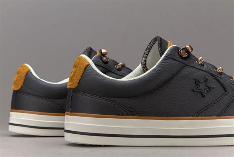 Converse Cons Star Player Sneaker Black Antiqued Egret