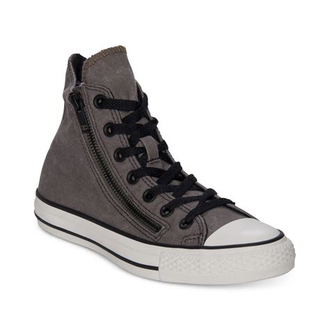 Converse Ct All Star Double Zip Hi Sneakers Mens