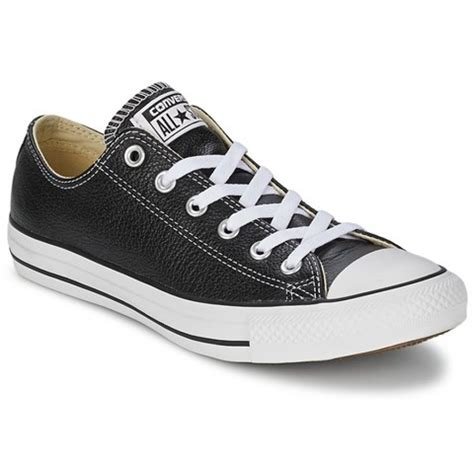 Converse Ct Ox Black Sneakers
