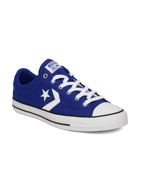 Converse Ct Ox Ford Ox Navy Blue Sneakers