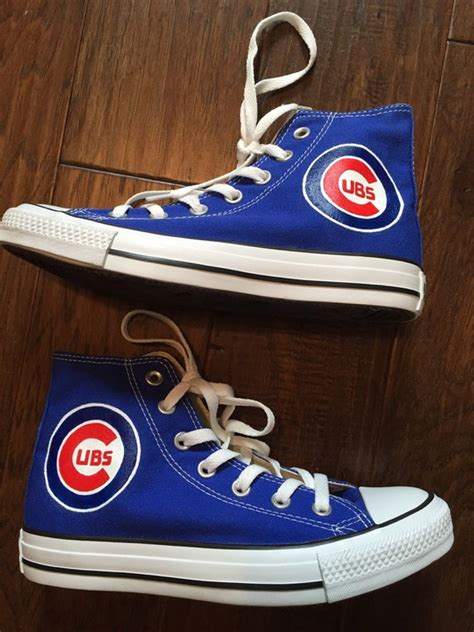 Converse Cubs Sneakers
