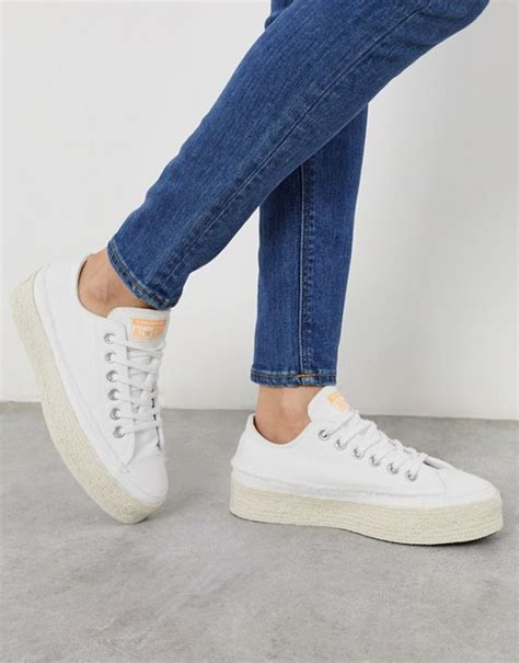 Converse Espadrille Sneakers