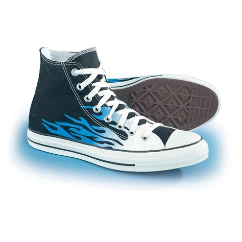 Converse Flame Sneakers