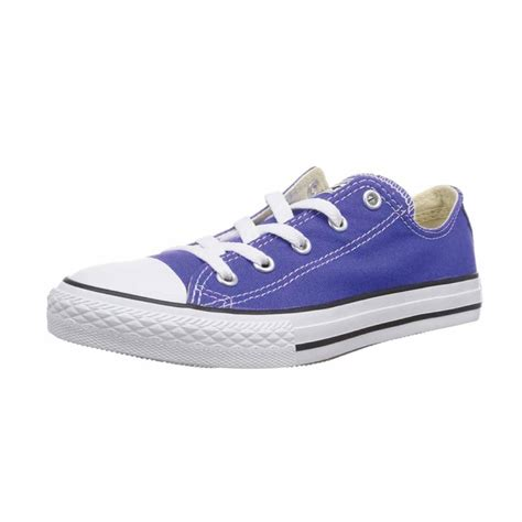 Converse Girls Chuck Taylor All Star Seasonal Low Cut Sneaker
