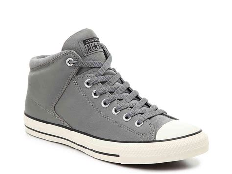 Converse High Street Leather Sneakers