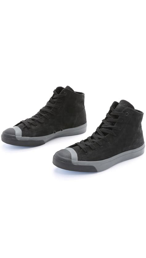 Converse Jack Purcell Mid-top Mens Sneaker