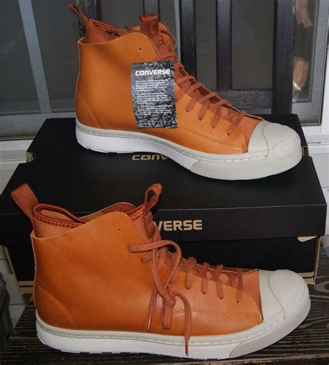 Converse Jack Purcell S Series Sneaker Boot Hi