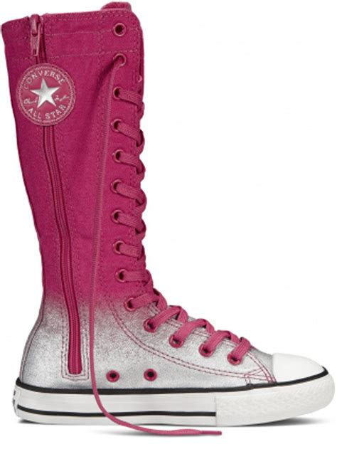 Converse Knee High Sneakers For Kids