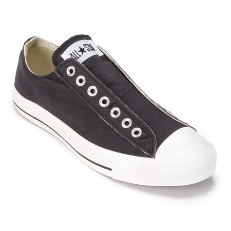 Converse Laceless Sneakers White