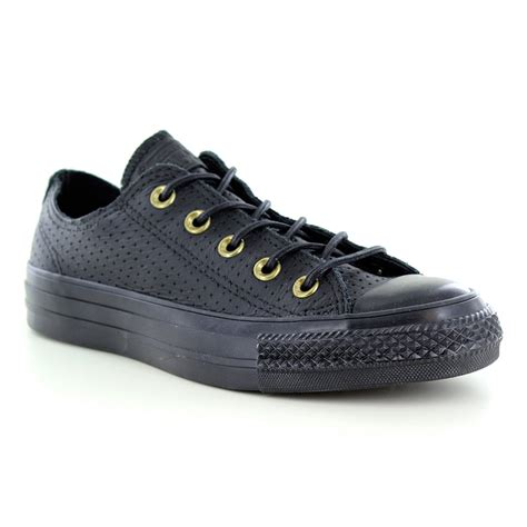 Converse Leather Oxford Sneakers