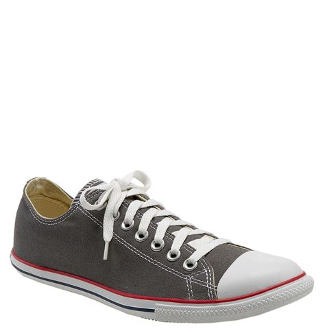Converse Leather Slim Low Top Sneaker