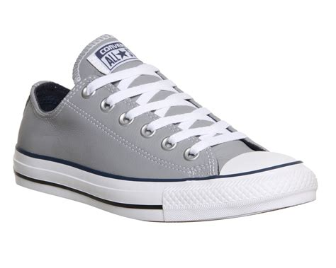 Converse Low Top Leather Sneakers