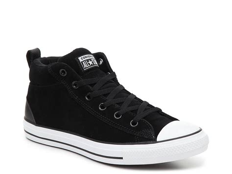 Converse Men's Chuck Taylor All Star Street Mid Top Sneaker