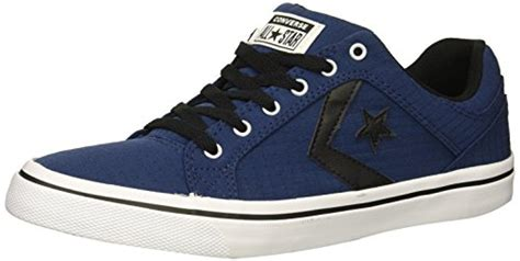 Converse Men's El Distrito Canvas Low Top Sneaker