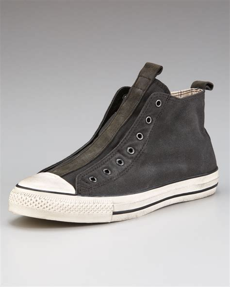 Converse Mens Laceless Sneakers